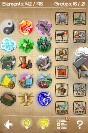 Guida Agli Elementi Di Doodle God E Doodle Evil Iphone